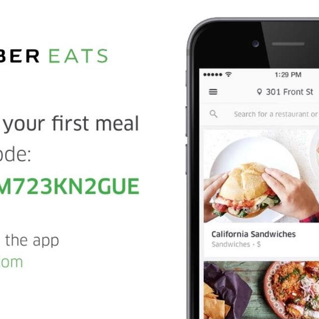 Find more Ubereats $10 Off Your First Meal for sale at up to 90% off
