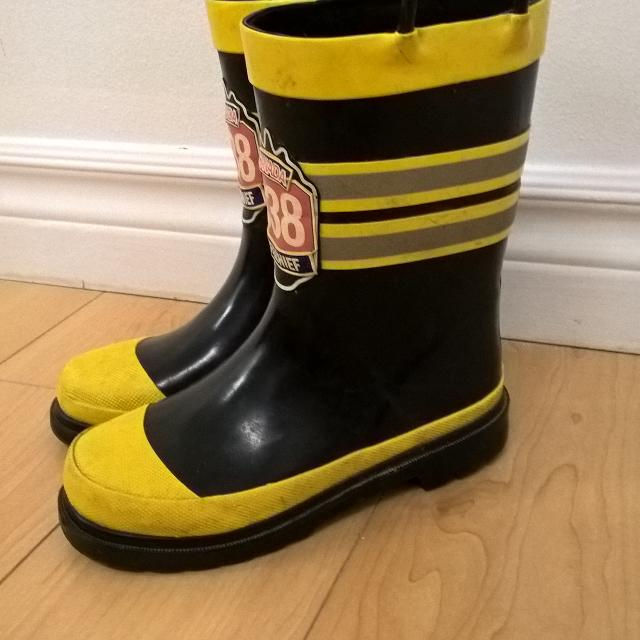 Find more Used Fireman Rain Boots for sale at up to 90% off ...