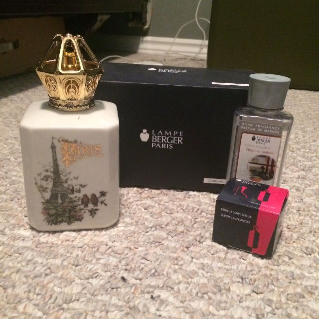 Find More Lampe Berger Paris Home Fragrance Kit For Sale At Up To 90