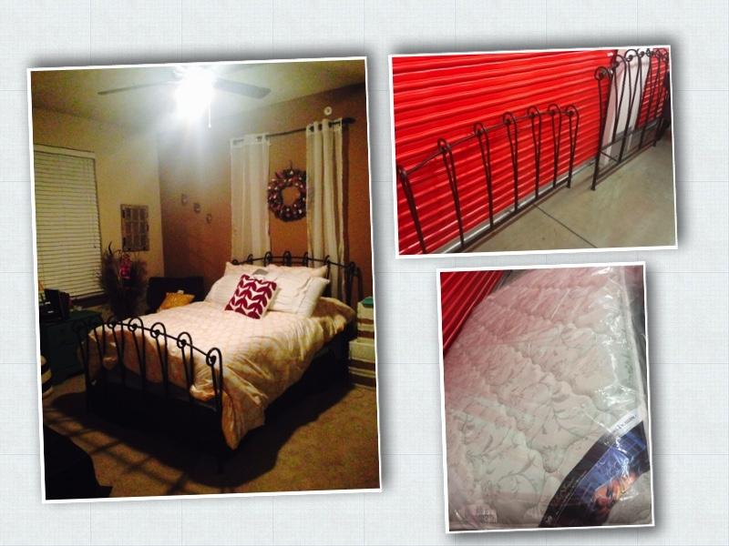 Best Full Size Bed Frame And Mattress Combo For Sale In