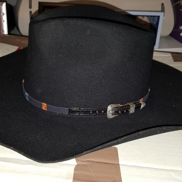 8369e72c033 Best Renegade Black Wool Cowboy Hat for sale in Minot