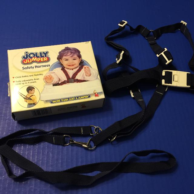 50b60e78e Find more Jolly Jumper Safety Harness Baby Leash for sale at up to ...