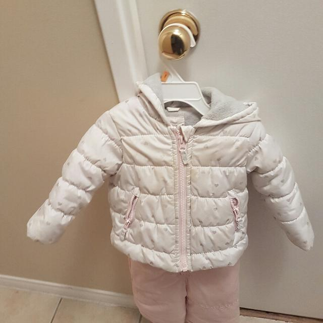 c8ba30456 Best Price Reduced 12months Baby Girl Winter Jacket With Snow Pants for sale  in Mississauga, Ontario for 2019