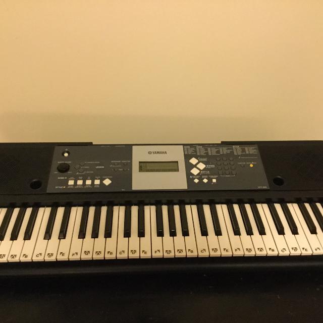 Yamaha Ypt 230 Keyboard