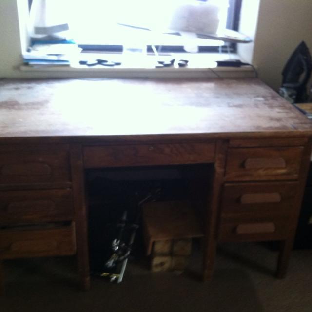 Old Teachers Desk Desk Design Ideas