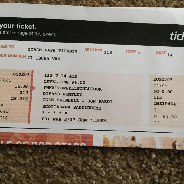 find more dierks bentley tickets for sale at up to 90% off