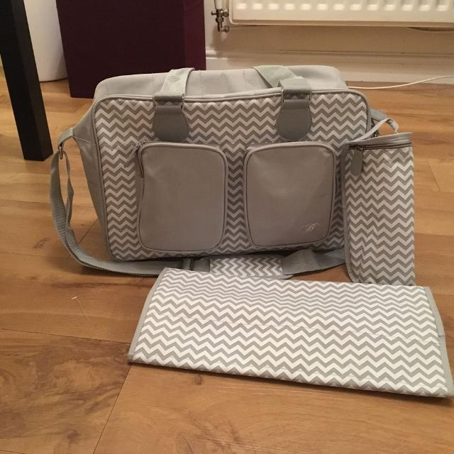 da36895952292 Find more My Babiie Changing Bag Set By Billie Faiers for sale at up ...