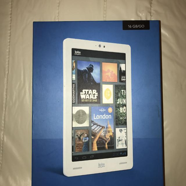Best New Kobo Arc 7 Hd 16gb With New Smartcover For Sale In Brockton Village Ontario For 2021