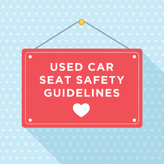 Used Car Seat Safety Guidelines In Peoria, Illinois For 2018