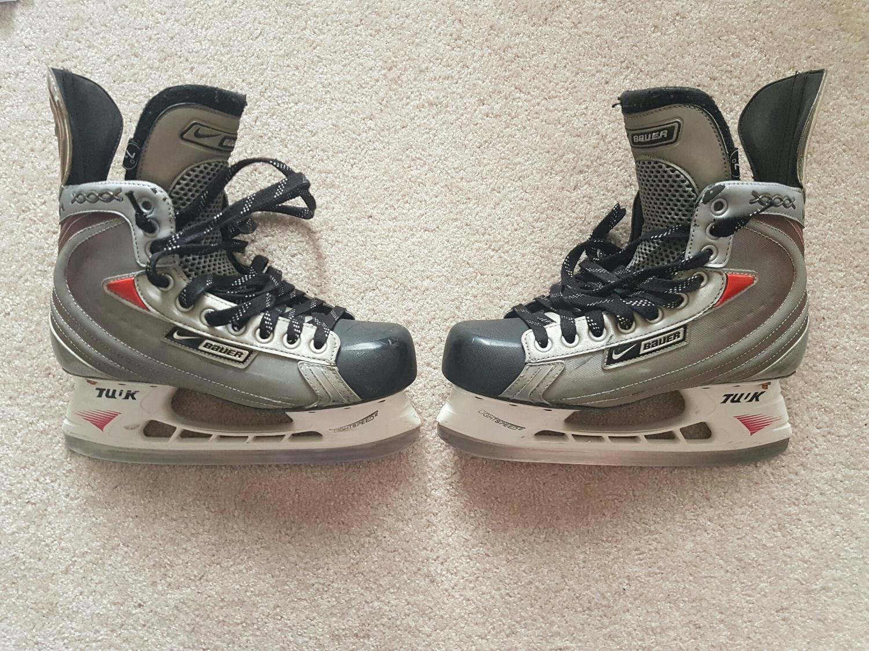 Skates For Sale >> Bauer Vapor Xxxx Skates For Sale