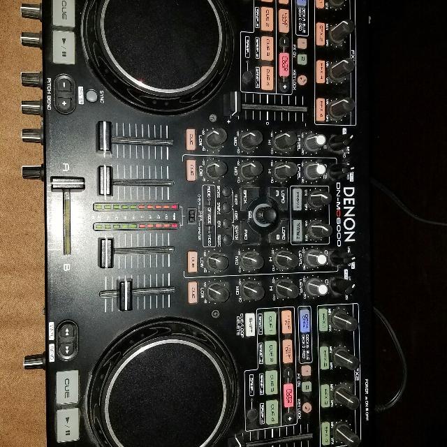 Denon DJ Mixer MC6000