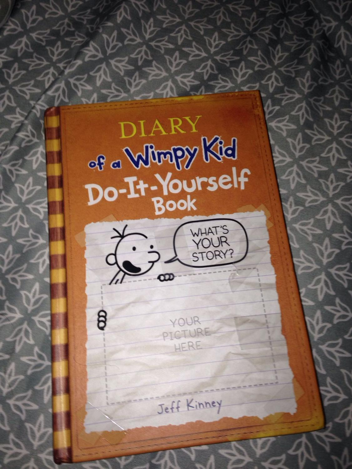 Find more diary of a wimpy kid do it yourself book for sale at up to find more diary of a wimpy kid do it yourself book for sale at up to 90 off solutioingenieria Gallery