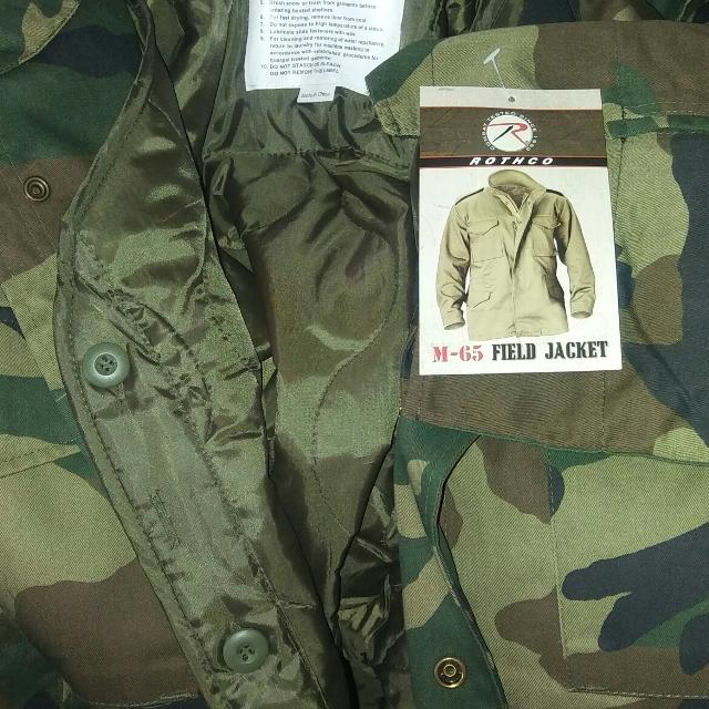 8b0a70b7e0328 Best Rothco M-65 Field Jacket for sale in Indianapolis, Indiana for 2019