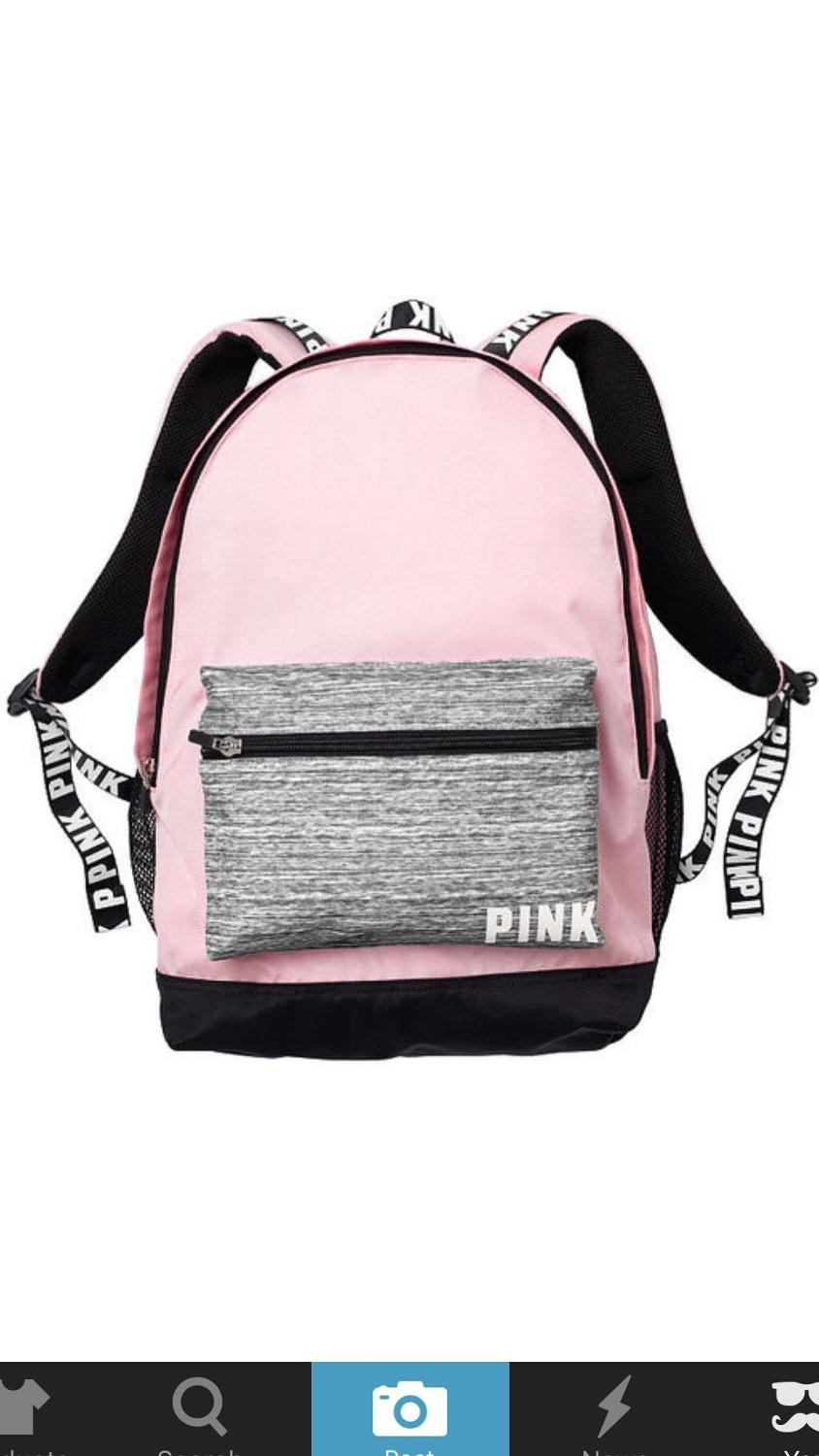 New Victoria Secret Pink Backpack