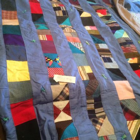 Scrap quilt, used for sale  Canada