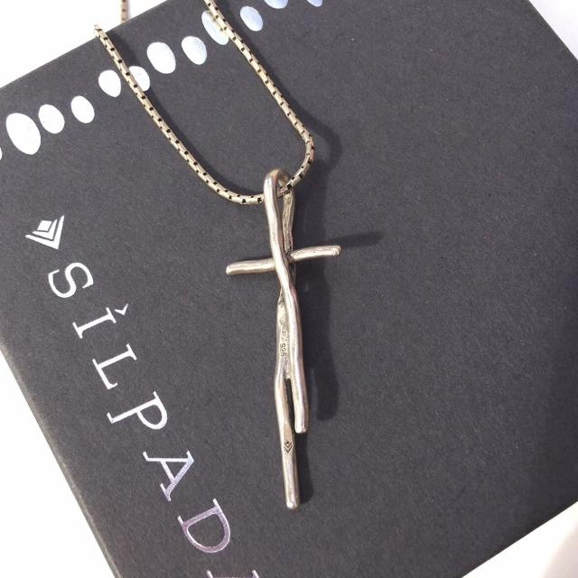Find more silpada great impression sterling silver twisted cross silpada great impression sterling silver twisted cross pendant necklace aloadofball Choice Image