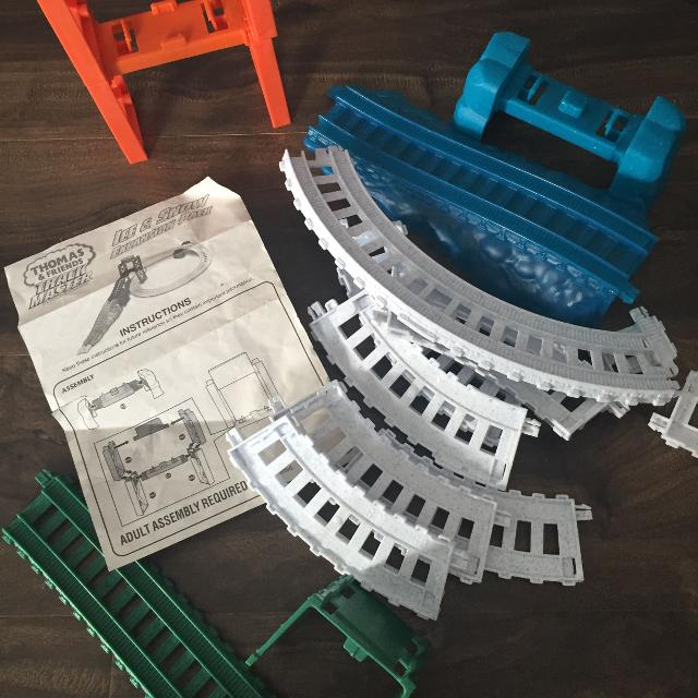 Find More Thomas Friends Track Master Ice Snow Expansion Set For