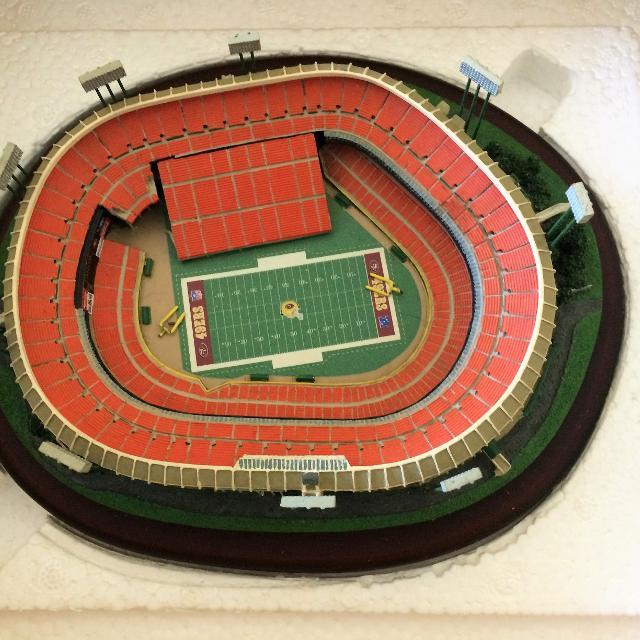 on sale d2d5c 613ba 49ers stadium replica
