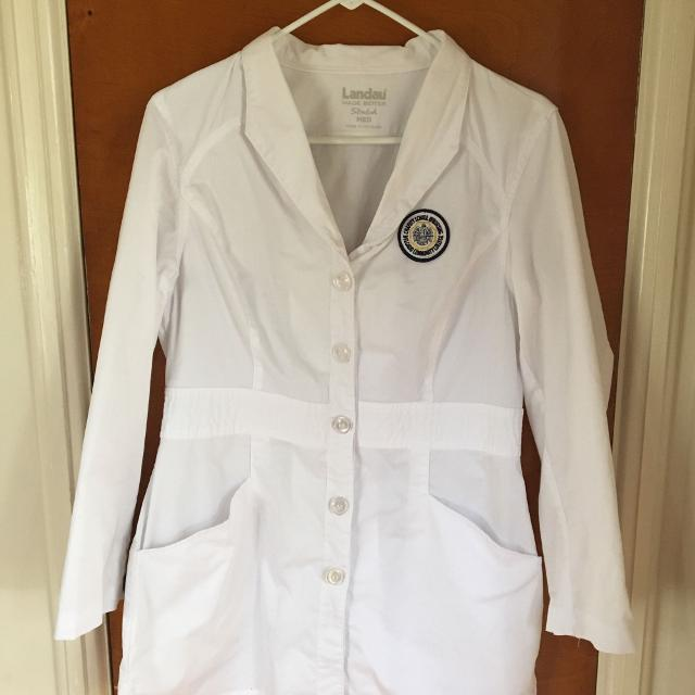 Find More Charity School Of Nursing Lab Coat For Sale At Up To 90 Off