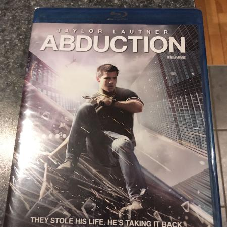 Taylor Lautner - Abduction - Blu-Ray... for sale  Canada