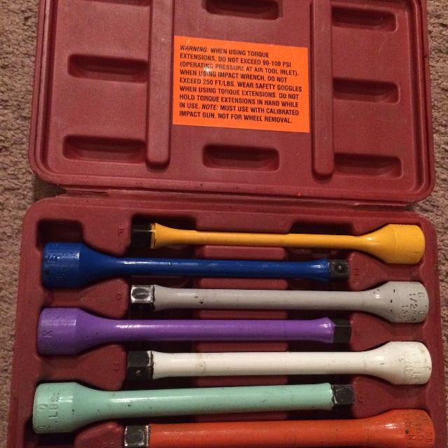 MAC Tools 7 pce 1/2