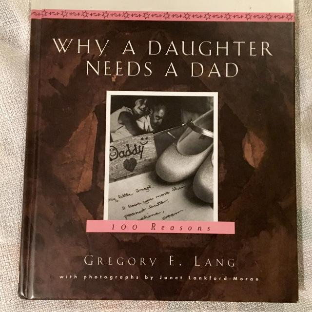 Find More Why A Daughter Needs A Dad Book For Sale At Up To 90 Off
