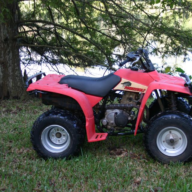 find more 1993 yamaha timberwolf 250 2x4 four wheeler atv for sale at up to 90 off brazoria. Black Bedroom Furniture Sets. Home Design Ideas