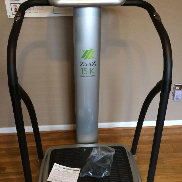 Find More Zaaz 15k Whole Body Vibration Machine For Sale At Up To 90