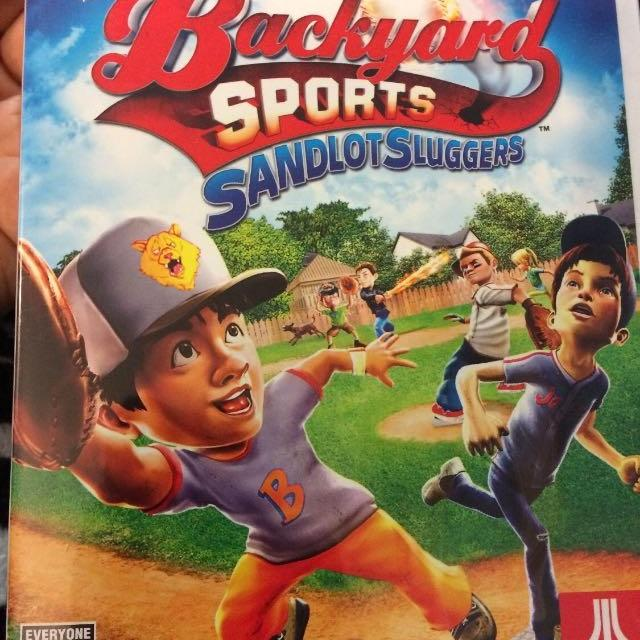 - Best Wii Backyard Sports Game For Sale In Vaudreuil, Quebec For 2018