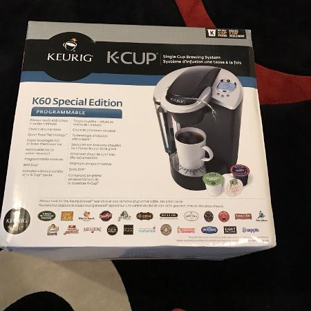 Keurig K-CUP K60 special edition..., used for sale  Canada