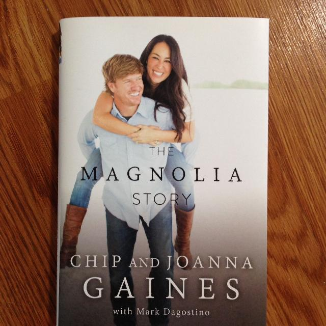 Find More The Magnolia Story Chip Joanna Gaines From Hgtvs Show
