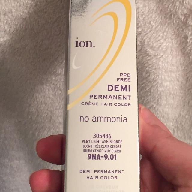 Find More Brand New Ion Demi Permanent For Sale At Up To 90 Off