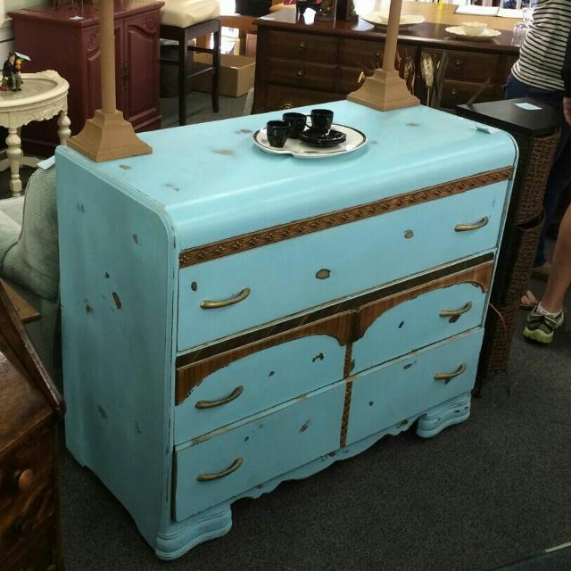 Antique painted dresser - Best Antique Painted Dresser For Sale In Largo, Florida For 2018