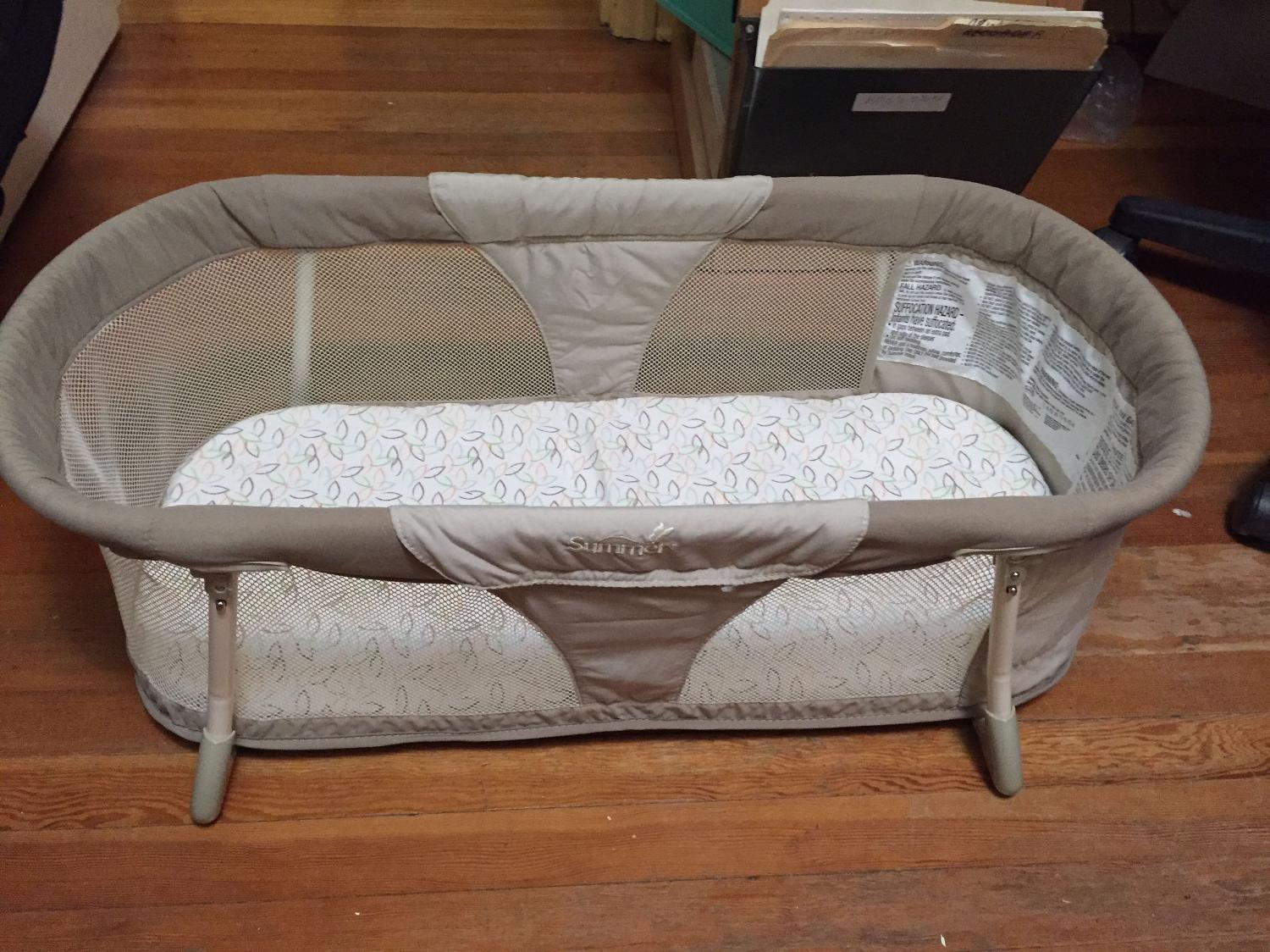 Crib for sale vernon bc - Find More Summer Infant Co Sleeper For Sale At Up To 90 Off Victoria Bc