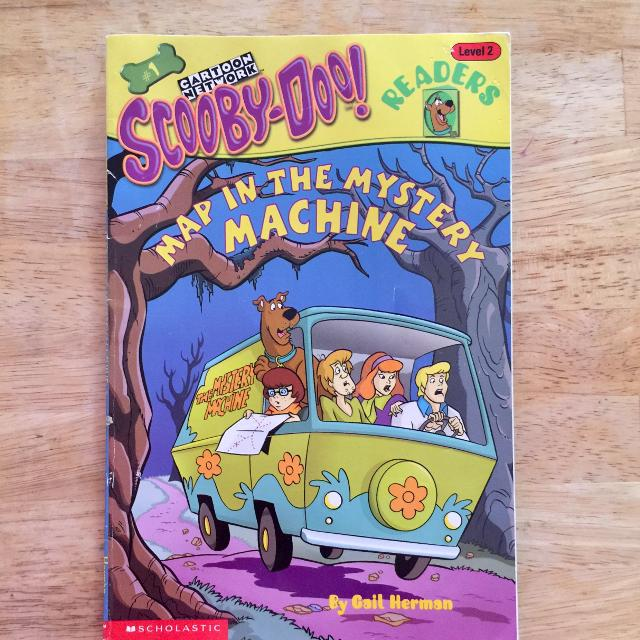 Scooby Doo: Map in the Mystery Machine on scooby doo ruh-roh, scooby doo the mystery car, scooby doo adventures,