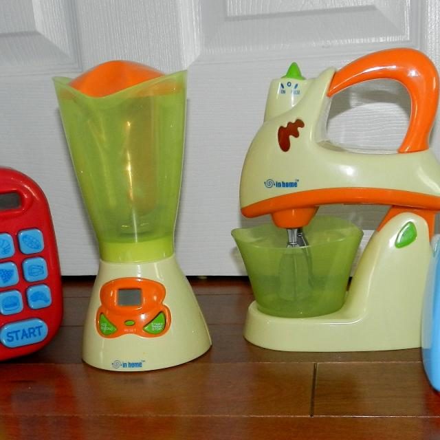 Find more Toy Kitchen Appliances - Toaster, Microwave, Blender ...