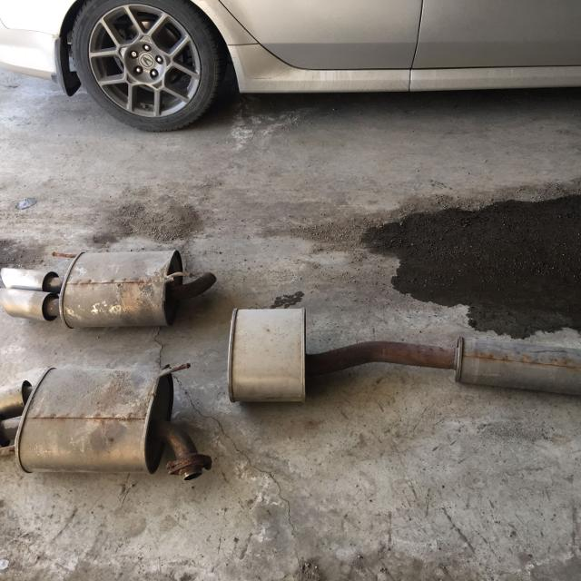 Best Acura Tl Type S Oem Exhaust For Sale In Calgary Alberta For - Acura tl type s 2018 for sale