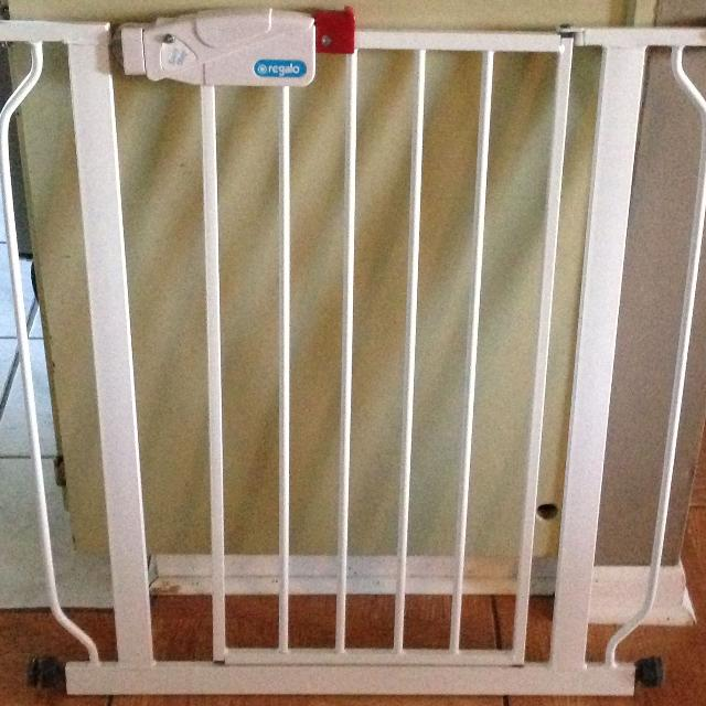 Find More Regalo Baby Gate For Sale At Up To 90 Off