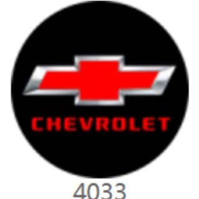 Best Chevrolet Wireless Car Door Projector Logo Lights For Sale In