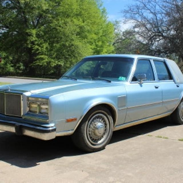 1988 Chrysler Fifth Avenue,... In Ardmore, Oklahoma For 2019