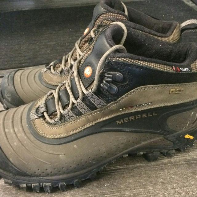 e18fcae04f Mens Merrell Winter Shoes