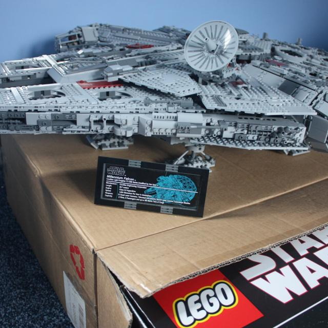 Find More Rare Lego Star Wars Millennium Falcon Ultimate Collectors