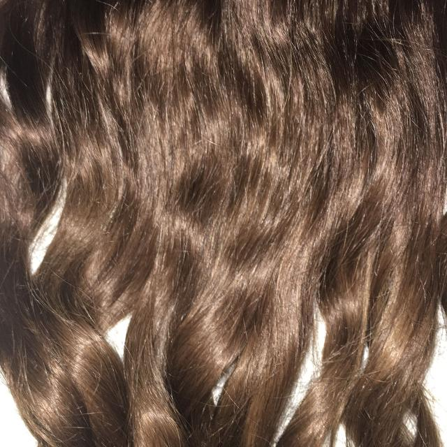 Find More Hidden Crown Hair 100 Human Hair Extensions Paid Over