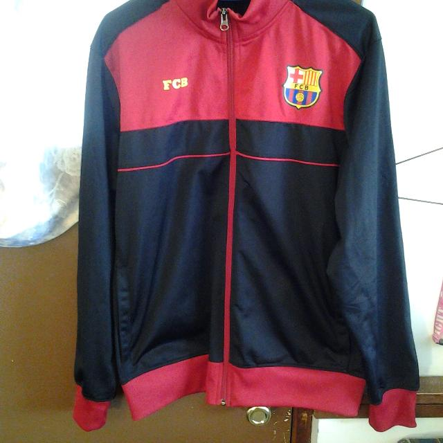 b5d2ddc80 Find more Fcb Football Club Barcelona Soccer Full Zip Track Jacket ...