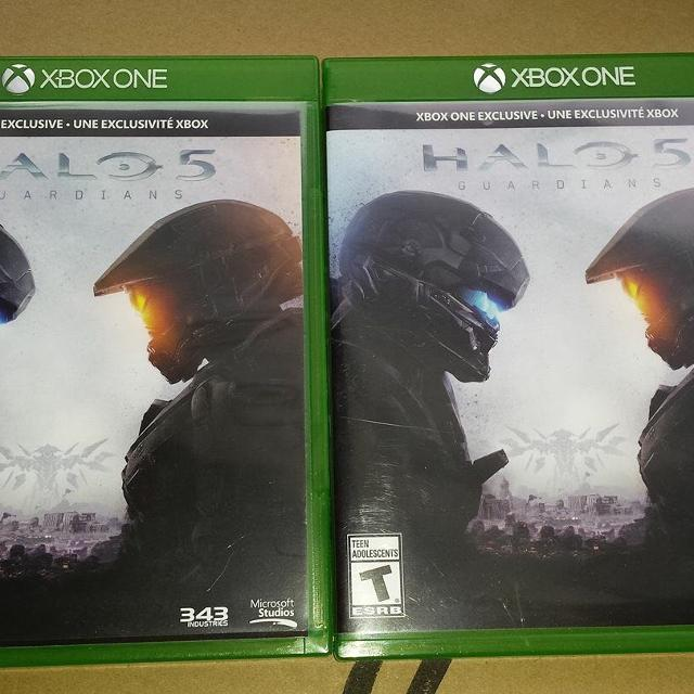 Halo 5 Guardians for Xbox One - One copy