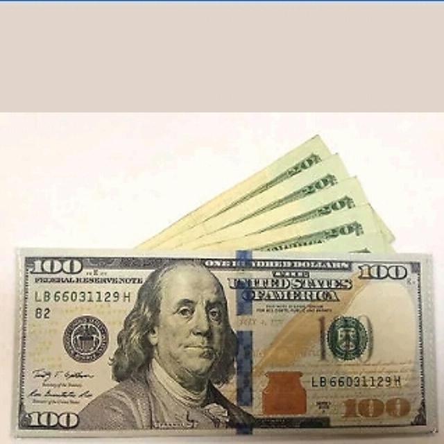 New 100 Dollar Bill 2019 Best $100 Bill Wallet for sale in Huntington Park, California for 2019