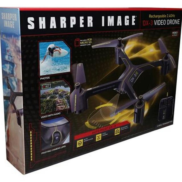 Find More Sharper Image 144 Camera Dx 3 Video Drone For Sale At Up