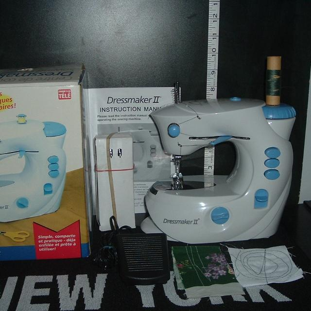 Find More Dressmaker 40 Sewing Machine Center For Sale At Up To 40% Off Fascinating Dressmaker Special Sewing Machine