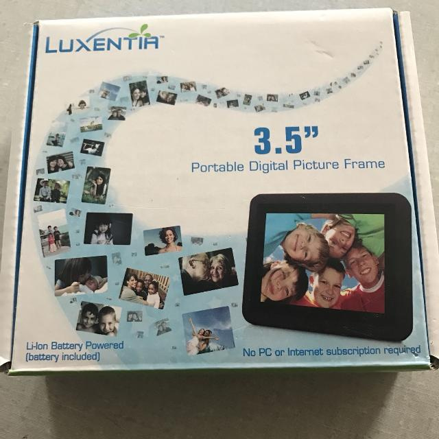 Find more New Luxentia 3.5\