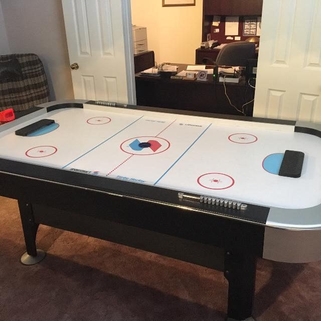 Best Sportcraft Turbo Air Hockey Table For Sale In Ajax Ontario - Sportcraft turbo air hockey table